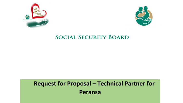 Proposal for Technical Partner for Peransa Project